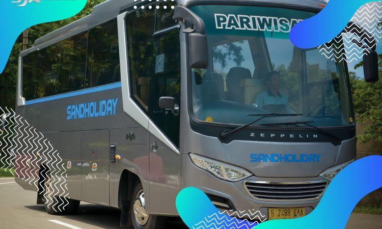 Sewa bus murah di Jakarta
