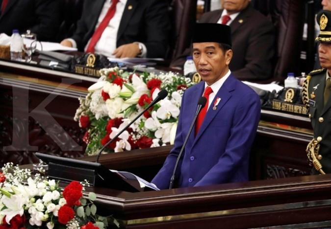 Sidang Tahunan, Ketua DPR Puji Kinerja Pemerintah