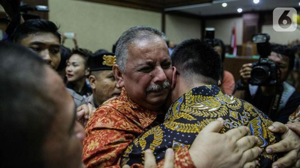 KPK Sidik Peran Sofyan Basir di Kasus PLTU Riau