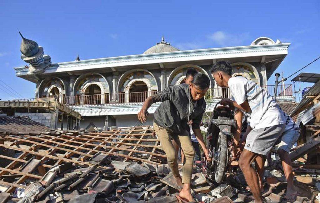 Gempa 5,9 Skala Richter di Haiti Tewaskan 15 Orang