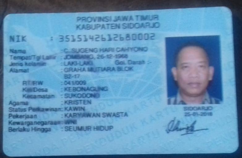 PT Sampoerna Asset Management Bodong Oknum Eko Margono dan Sugeng 9
