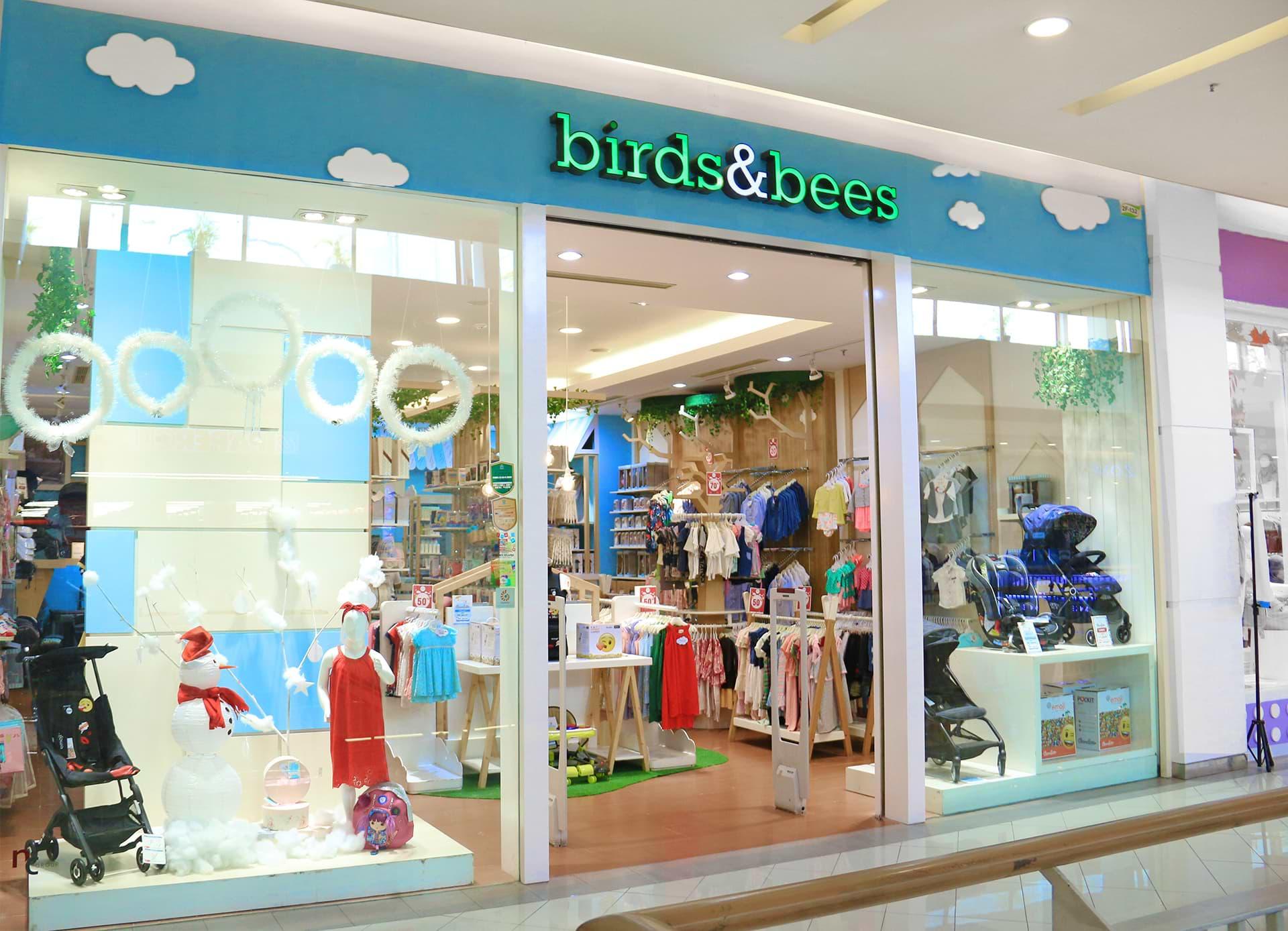 Toko Jual Baju Perlengkapan Anak Bayi Murah - Birds&Bees Baby Shop