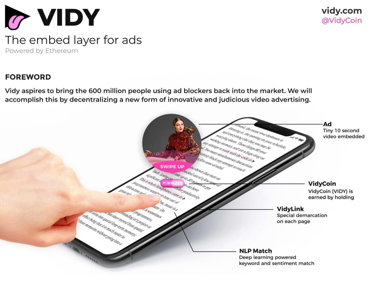 Tentang Vidy - Rechain Digital Indonesia