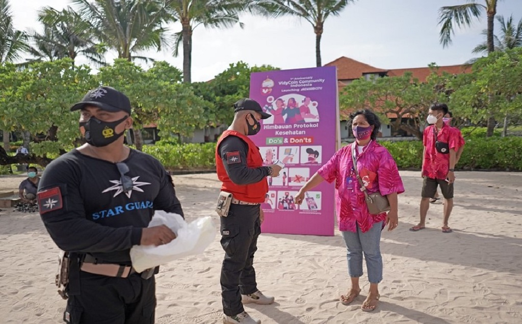 VidyCoin Community Indonesia Berulang Tahun Yang ke-1 1