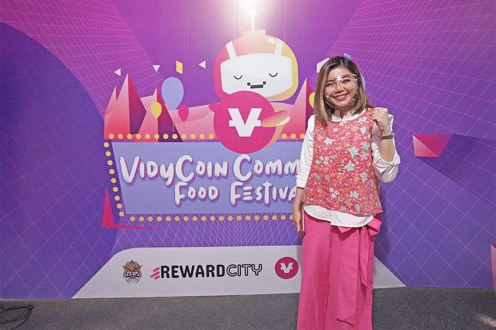 VidyCoin Community Indonesia Berulang Tahun Yang ke-1 6