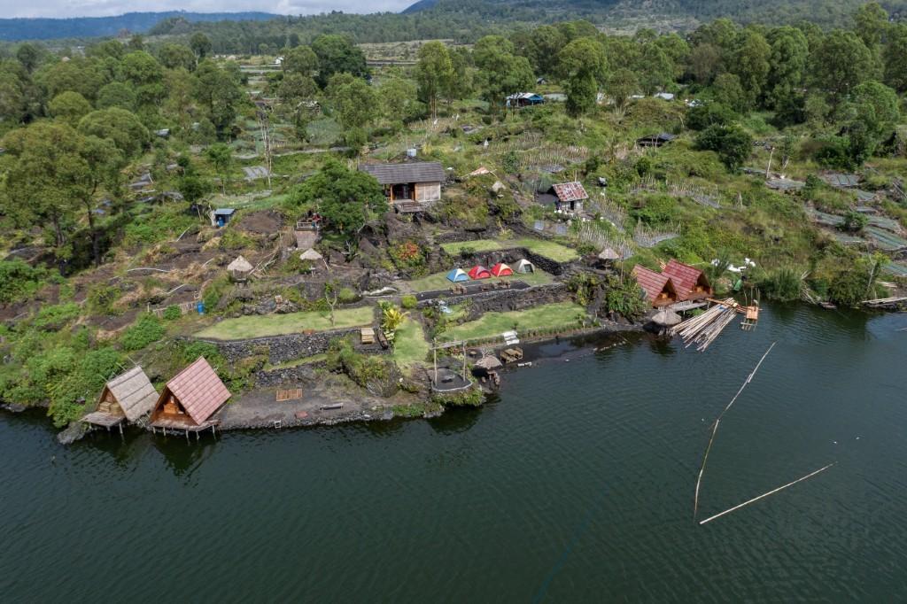 Keindahan Alam Bak Lukisan, Danau Batur - Andalannews